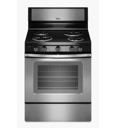 Brand: Whirlpool, Model: WFC340S0E, Color: Stainless Steel