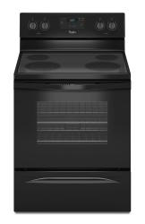 Brand: Whirlpool, Model: WFE320M0EB, Color: Black