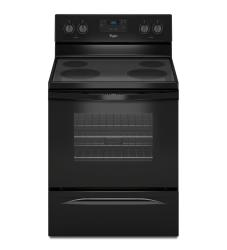 Brand: Whirlpool, Model: WFE320M0EW, Color: Black