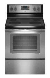 Brand: Whirlpool, Model: WFE320M0ES, Color: Stainless Steel