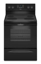 Brand: Whirlpool, Model: WFE515S0EW, Color: Black