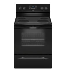 Brand: Whirlpool, Model: WFE515S0ED, Color: Black