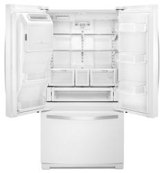 Brand: Whirlpool, Model: WRF757SDEH, Color: White