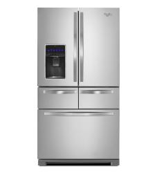 Brand: Whirlpool, Model: WRV996FDEE, Color: Monochromatic Stainless Steel