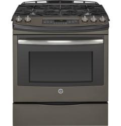 Brand: GE, Model: JGS750SEF, Color: Slate