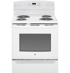 Brand: General Electric, Model: JB255DJCC, Color: White