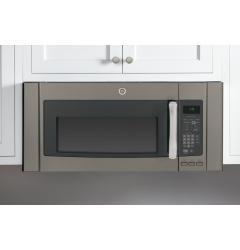 Brand: GE, Model: JX36CWW, Color: Slate with Stainless Handle