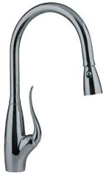 Brand: FRANKE, Model: FF2400R, Color: Satin Nickel