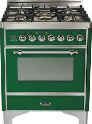 Brand: Ilve, Model: UM76DMPX, Color: Emerald Green
