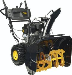 Brand: POULAN PRO, Model: PR270ES, Style: 27 Inch  2-Stage Electric Start Gas Snow Blower