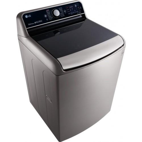 Lg WT7700HKA 29 Inch 5.7 Cu. Ft. Top Load Washer With 14