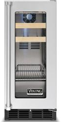 Brand: Viking, Model: VBCI5150GRSS, Style: Left Hinge Door Swing