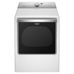 Brand: Maytag, Model: MEDB855DC, Color: White