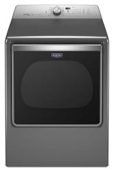 Brand: Maytag, Model: MEDB855DC, Color: Metallic Slate