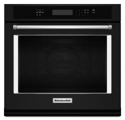 Brand: KITCHENAID, Model: KOSE507EWH, Color: Black