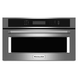Brand: KITCHENAID, Model: KMBP100ESS, Style: 30