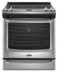 Brand: MAYTAG, Model: MES8880DE, Color: Stainless Steel