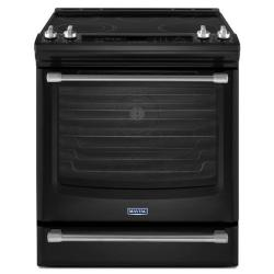 Brand: MAYTAG, Model: MES8880DE, Color: Black Ice