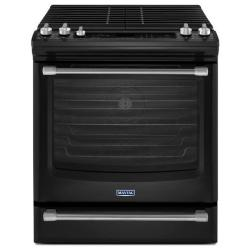Brand: Maytag, Model: MGS8880DE, Color: Black