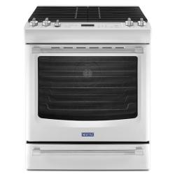 Brand: Maytag, Model: MGS8880DE, Color: White