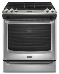Brand: Maytag, Model: MGS8880DE, Color: Stainless Steel