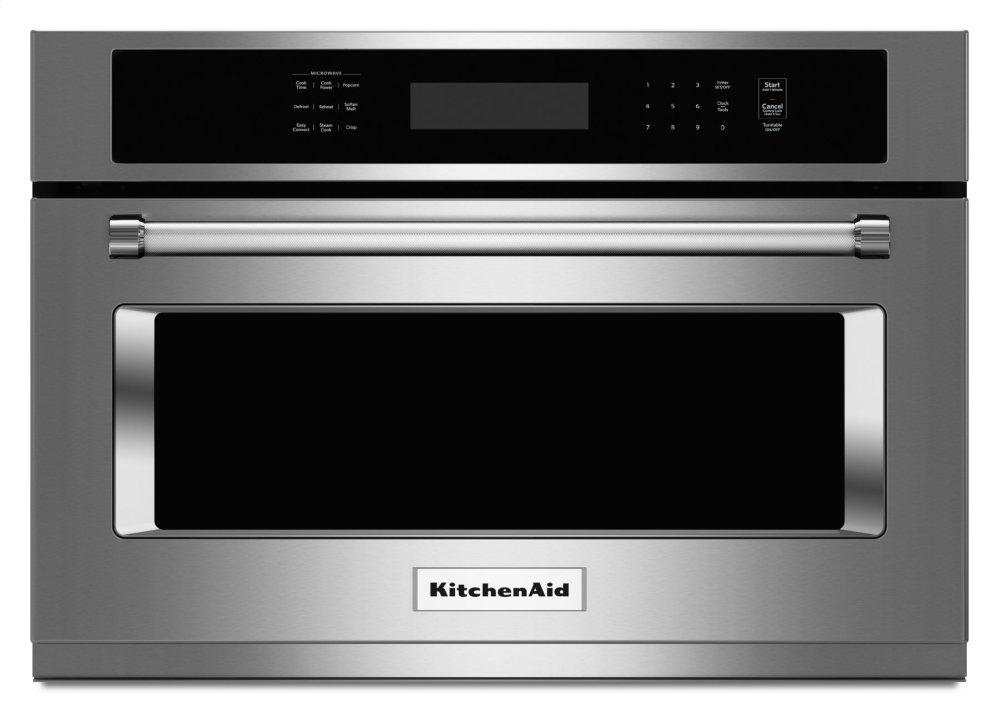 Kitchenaid Kmbs104ess 24 Inch Built In Microwave Oven