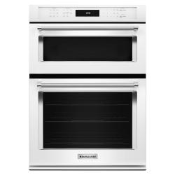 Brand: KITCHENAID, Model: KOCE507E, Color: White
