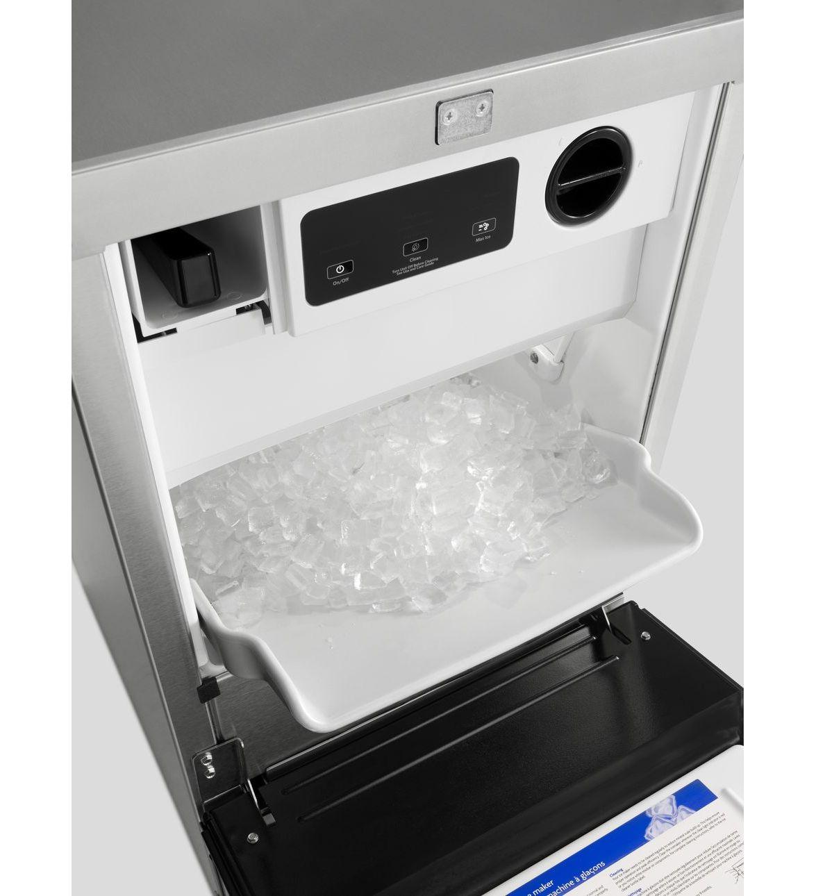 Kitchen Aid Ice Maker: Kitchenaid Kuio18nnzs