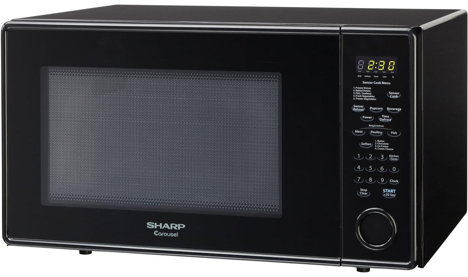 Countertop Microwave With Vent : R559YW Sharp r559yw Countertop Microwaves White