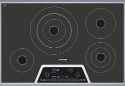 Brand: THERMADOR, Model: CET304NS, Style: 30 Inch Smoothtop Electric Cooktop