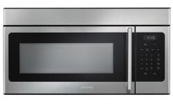 Brand: SMEG, Model: OTR316XU, Style: 1.6 cu. ft. Over-the-Range Microwave Oven