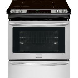 Brand: FRIGIDAIRE, Model: FGIS3065PF, Style: 30'' Slide-In Induction Range