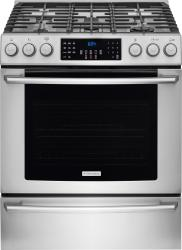 Brand: Electrolux, Model: EI30GF45QS, Color: Stainless Steel