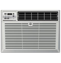 Brand: GE, Model: AEM08LT, Style: 8500 BTU and Electronic Digital Thermostat with Remote in Light Cool Grey