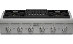 Brand: THERMADOR, Model: PCG364NL, Style: Grill
