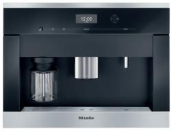 Brand: MIELE, Model: CVA6401BL, Color: Clean Touch Steel