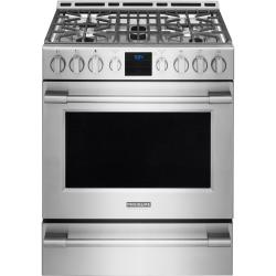 Brand: Frigidaire, Model: FPGH3077RF, Color: Stainless Steel