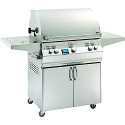Brand: Fire Magic, Model: A660SX, Fuel Type: Natural Gas, With Rotisserie