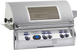 Brand: Fire Magic, Model: E790I4A1NW, Fuel Type: Natural Gas, All Infrared Grill Burner, Digital Thermometer, Viewing Window in Lid