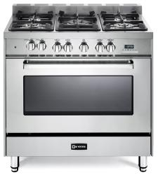 Brand: Verona, Model: VEFSGE365N, Color: Stainless Steel