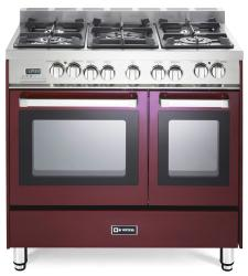 Brand: Verona, Model: VEFSGE365NDAW, Color: Burgundy Gloss