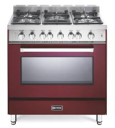 Brand: Verona, Model: VEFSGG365N, Color: Burgundy Gloss