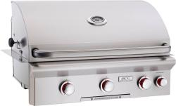 Brand: American Outdoor Grill, Model: 30PBT, Fuel Type: Liquid Propane,