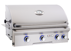 Brand: American Outdoor Grill, Model: 30NBT, Fuel Type: Natural Gas,