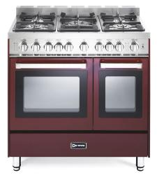 Brand: Verona, Model: VEFSGG365ND, Color: Burgundy Gloss