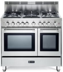 Brand: Verona, Model: VEFSGG365ND, Color: Stainless Steel
