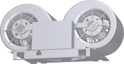 Brand: THERMADOR, Model: VTN1080N, Style: 1,000-CFM Integrated Dual-Centrifugal Blower