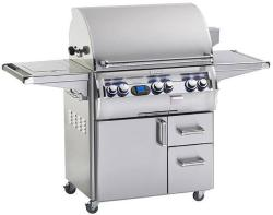 Brand: Fire Magic, Model: E660S4LAP71, Fuel Type: Natural Gas, Single Sideburner, All Infrared Burners