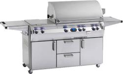 Brand: Fire Magic, Model: E660S4LAP71, Fuel Type: Liquid Propane, Double Sideburner, 1 Infrared Burner