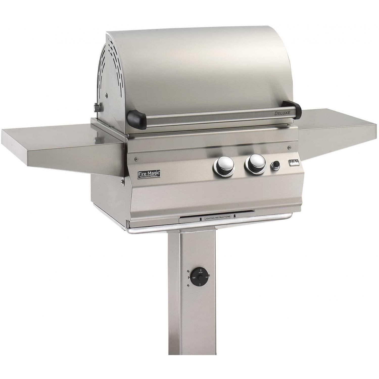Fire Magic Outdoor Kitchen: Legacy Collection Grills